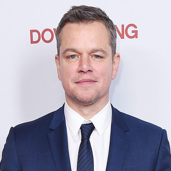 Matt Damon Shares All His Bad Opinions on Sexual Misconduct