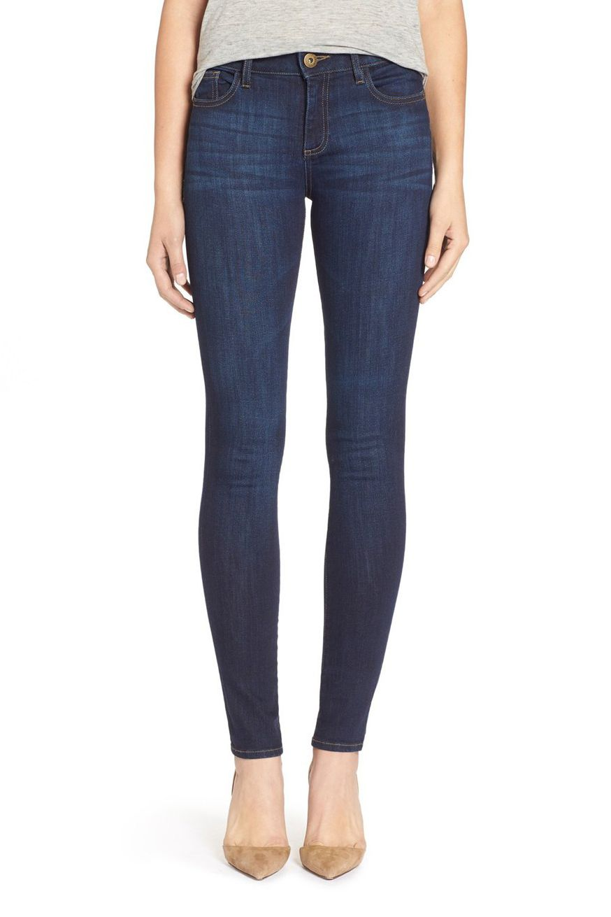 Best skinny jeans that don't stretch out