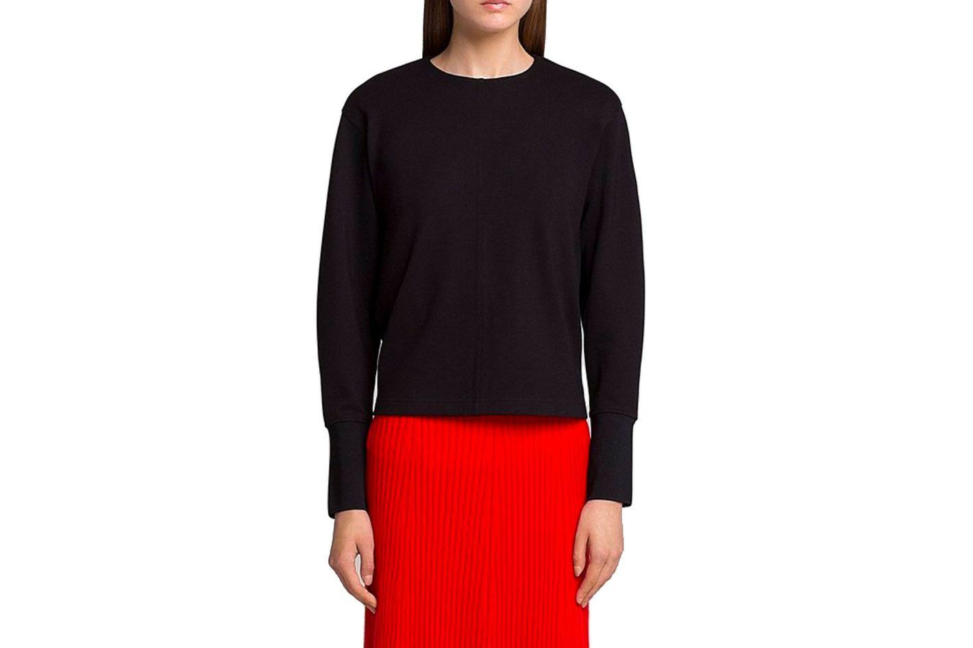 Uniqlo U Crewneck Long Sleeve T-shirt