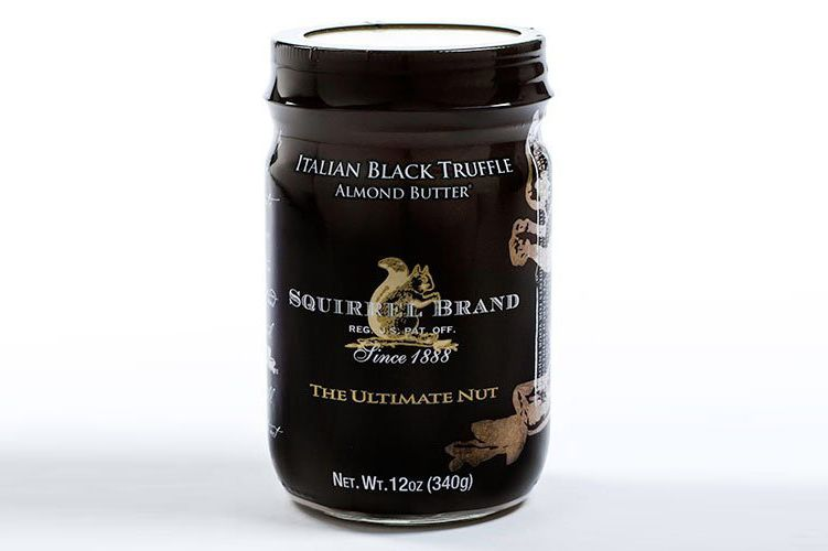 Squirrel Brand Black Truffle Almond Butter