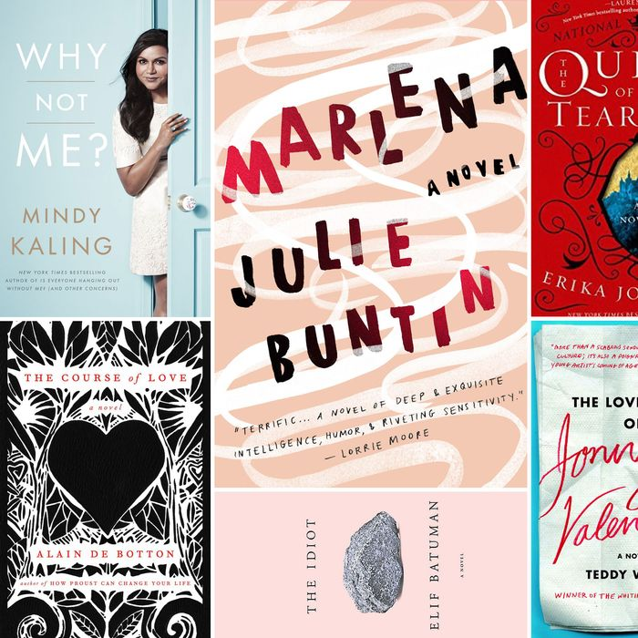 The Cut S April Book Club 11 Books To Read Right Now