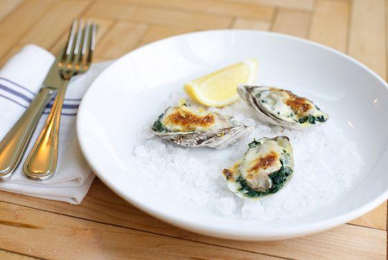 Oysters bingo.