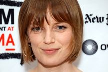 """Actress and director Sarah Polley attends a Film Independent At LACMA special screening of """"Stories We Tell"""" at Bing Theatre At LACMA on May 2, 2013 in Los Angeles, California."""