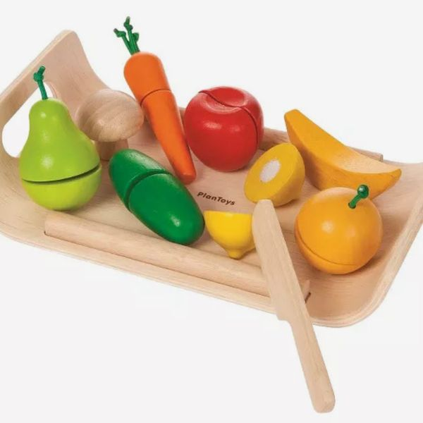 Plan Toys Assorted Fruits and Vegetables