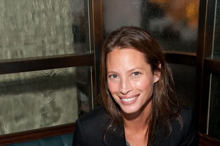 NEW YORK, NY - NOVEMBER 04:  Christy Turlington Burns attends Christy Turlington Burns Pre-Marathon Pasta Dinner at The National on November 4, 2011 in New York City.  (Photo by Dave Kotinsky/Getty Images for The National)