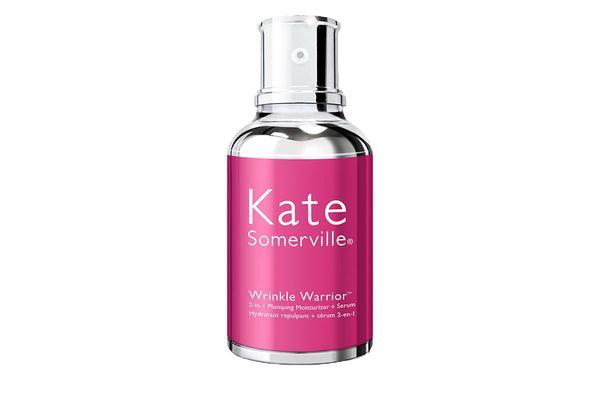 Kate Somerville Wrinkle Warrior Plumping Moisturizer and Serum