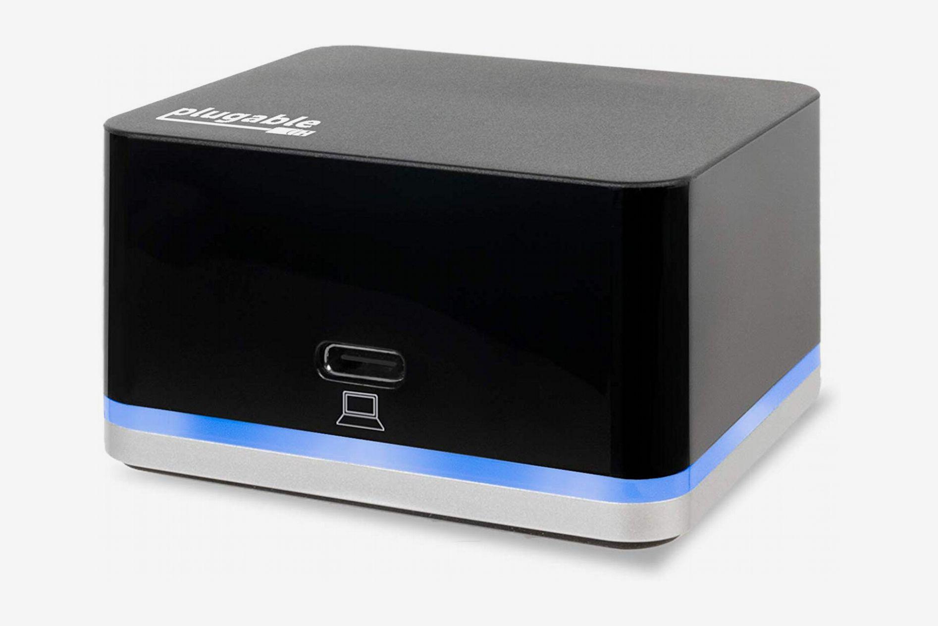 Plugable USB C Cube