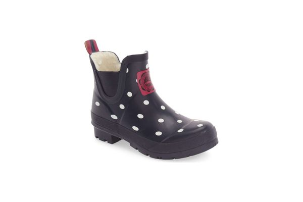 'Wellibob' Short Rain Boot