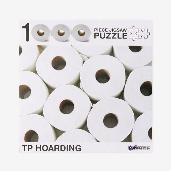 TP Hoarding 1000 Piece Puzzle