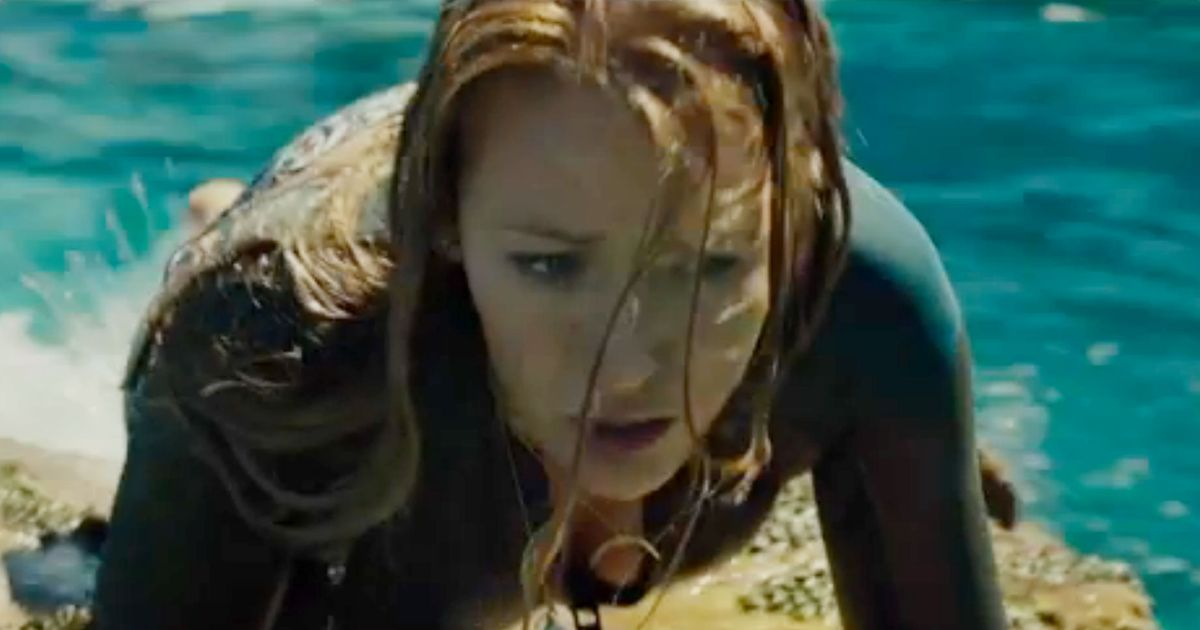 Watch Blake Lively in The Shallows Trailer -- Vulture Blake Lively Shallows