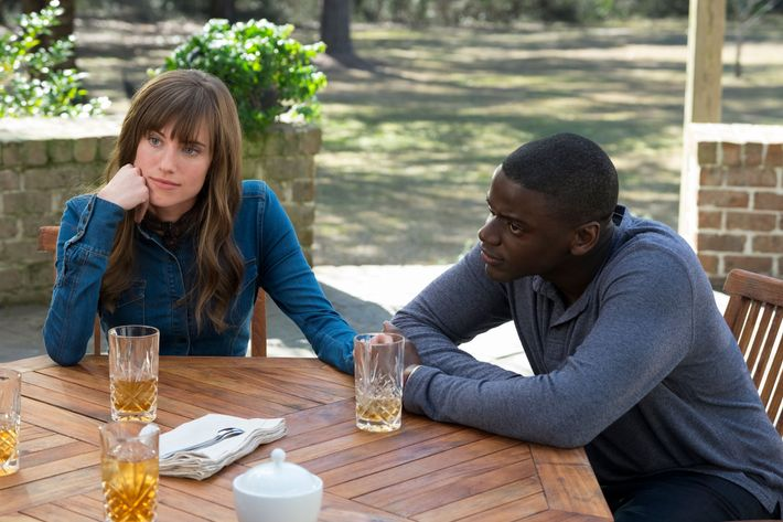 mixed race studies acirc peele allison williams and daniel kaluuya in get out photo justin lubin universal studios
