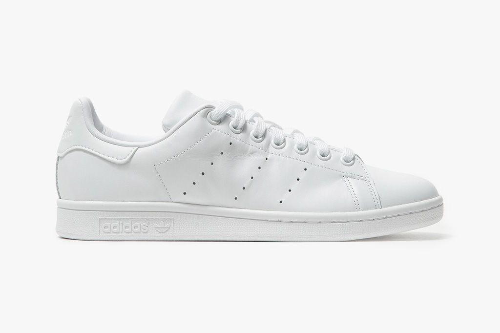Women's Stan Smith White Sneakers