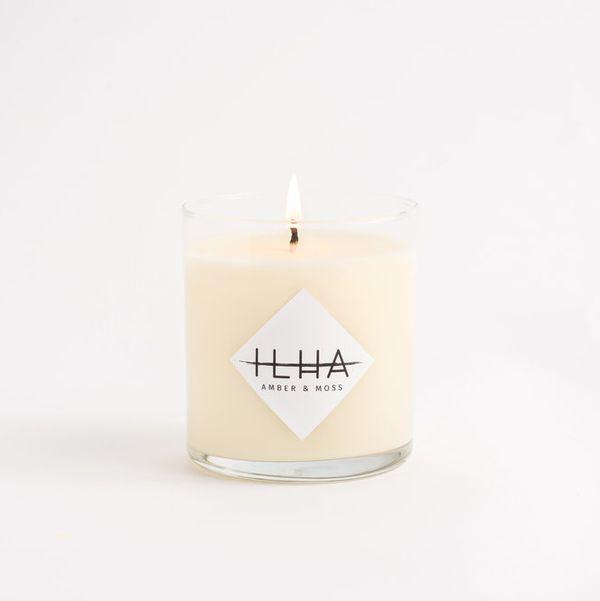 Ilha Amber & Moss Candle