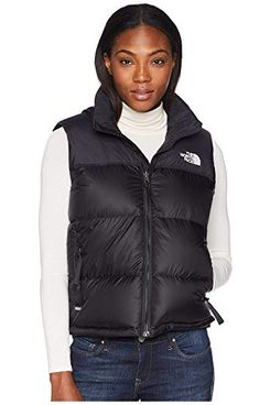 The North Face 1996 Retro Nuptse Vest, Black