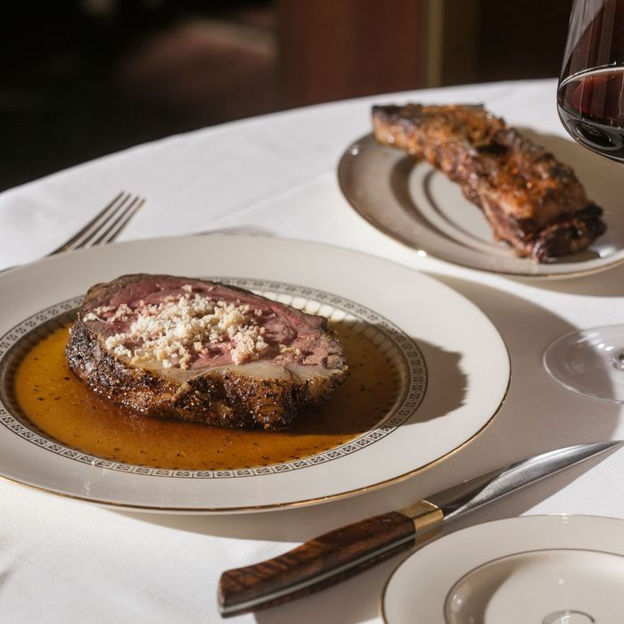 The Absolute Best Prime Rib In New York