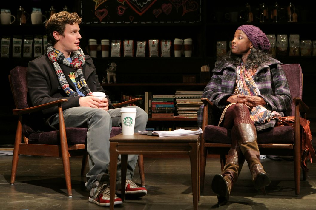 The Submission Lucille Lortel Theatre  Cast List: Jonathan Groff Will Rogers Eddie Kaye Thomas Rutina Wesley Production Credits: Walter Bobbie (Director)  Other Credits: Written by: Jeff Talbott