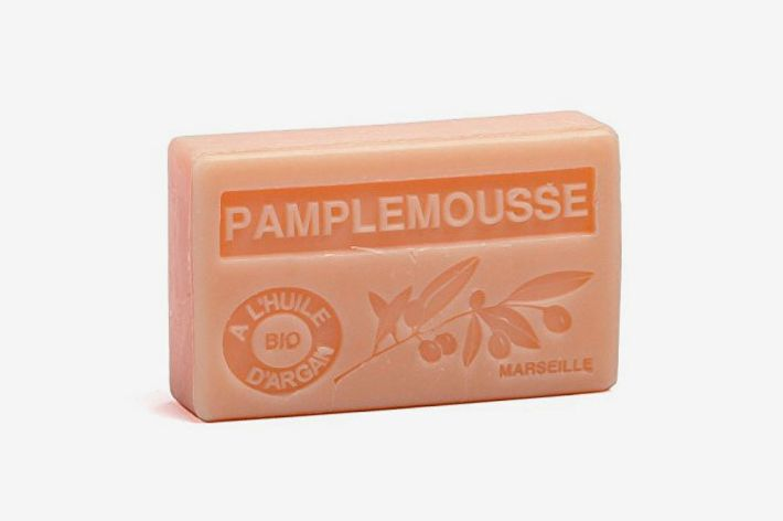 La Maison du Savon Pamplemousse Organic Soap From Marseilles (Three-Pack)