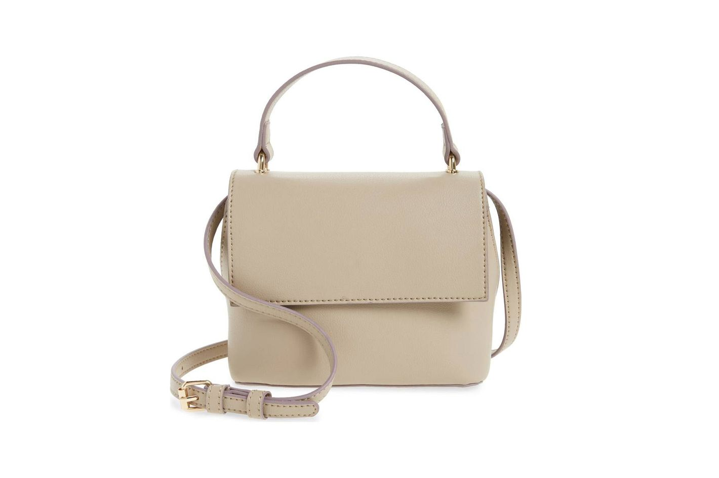 Sole Society Mini Chino Crossbody Bag
