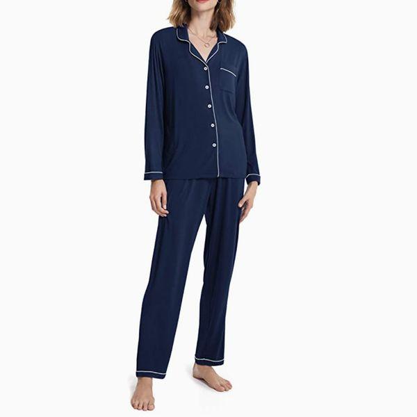 SIORO Soft Women's Pajama Set