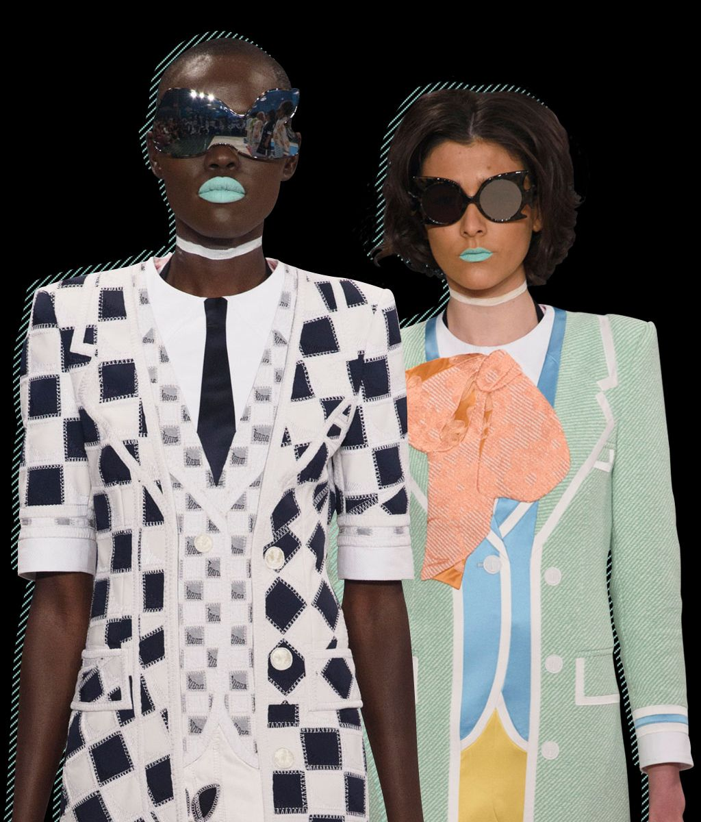 9c01e910b42b7 '70s-Socialite Style Goes Digital at Thom Browne
