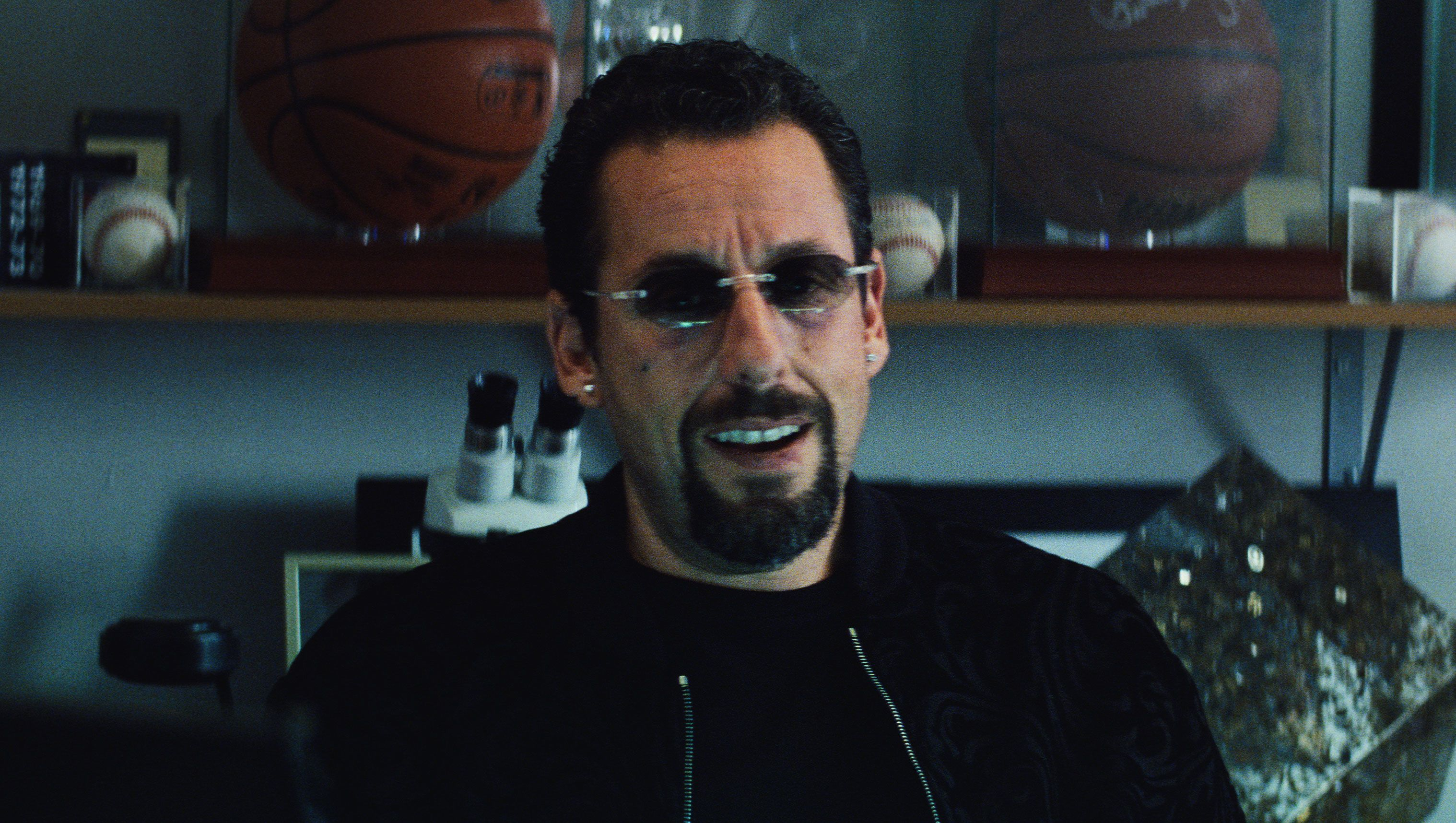 I Want to Wear Tinted Glasses in the Club Like Adam Sandler in Uncut Gems