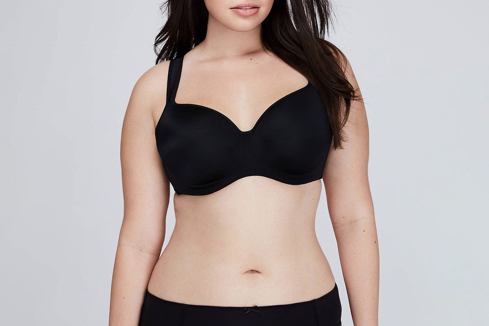 Lane Bryant Cacique Smooth Lightly Lined Balconette Bra