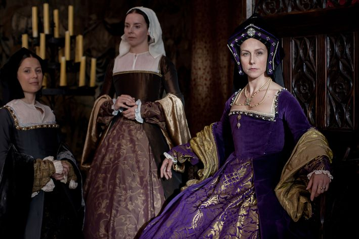 All 6 Of King Henry Viiis Wives Had Great Style