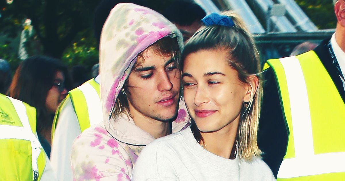 "All the Pics of Hailey Bieber's ""Statement"" Wedding Dress"
