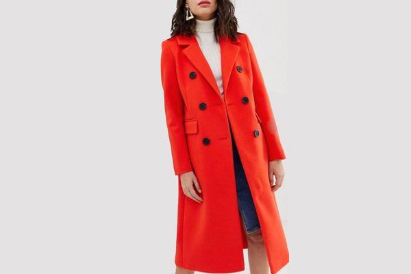 River Island Tailored Coat