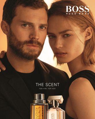 Jamie Dornan And Birgit Kos Star In Hugo Boss Fragrance Ad