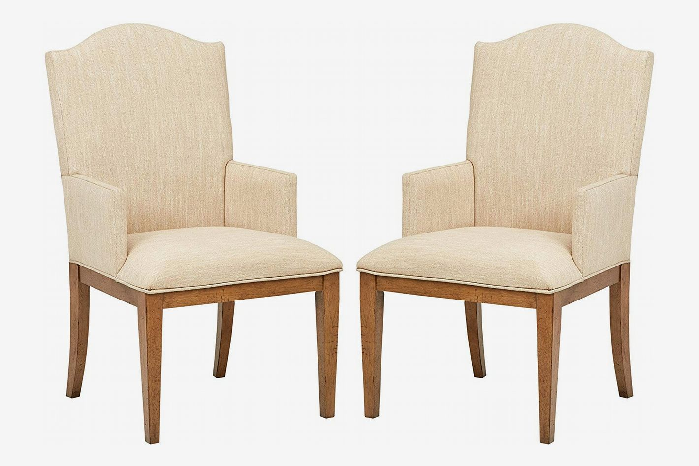 "Stone & Beam Parson Dining Chairs, 40""H, Set of 2,"