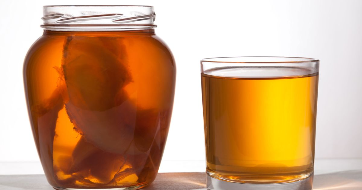 Kombucha: Does Fermented Tea Really Have Health Benefits?