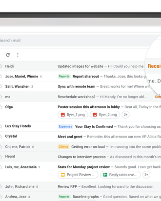 How To Turn On Google Gmail Redesign And New Features