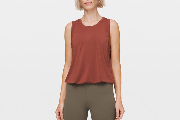 Lululemon Calm and Serene Tank