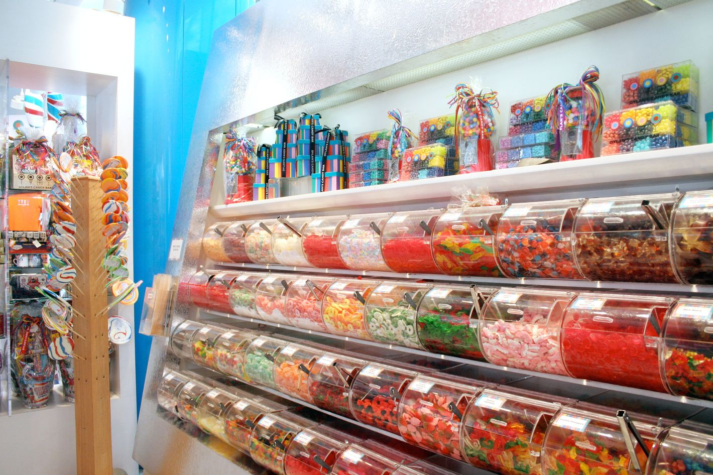 Adult candy store
