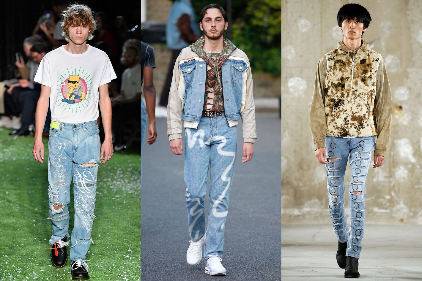1255d9c7ce46 Spring 2019 Menswear Trends That Are Going to Be So Huge