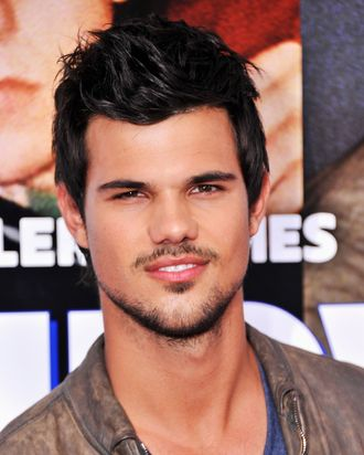 NEW YORK, NY - JULY 10: Actor Taylor Lautner attends the