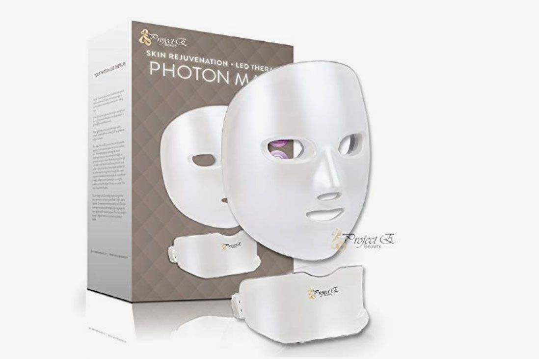 Project E Beauty Wireless LED Light Skin Rejuvenation Therapy Mask