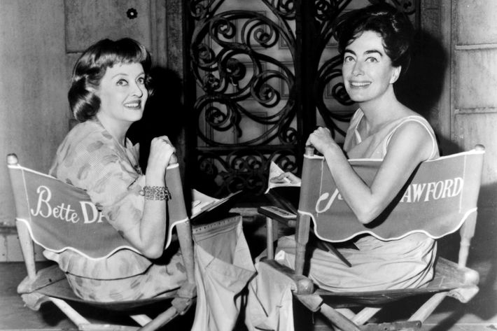 Bette Davis And Joan Crawford In 'What Ever Happened To Baby Jane?