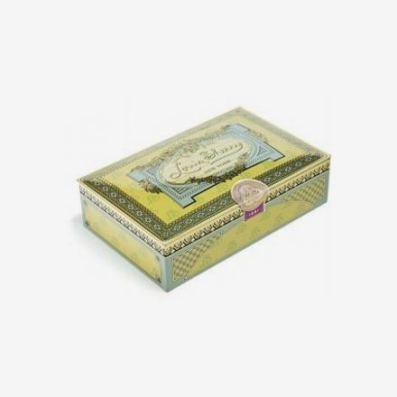 Louis Sherry 12-Piece Vintage Chocolate Truffle Collection Tin