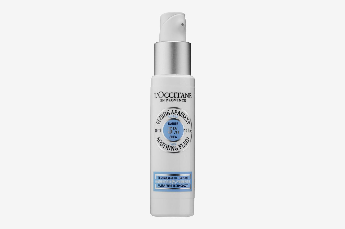L'Occitane Shea Butter Face Soothing Fluid