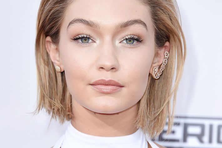 This one is Gigi Hadid.