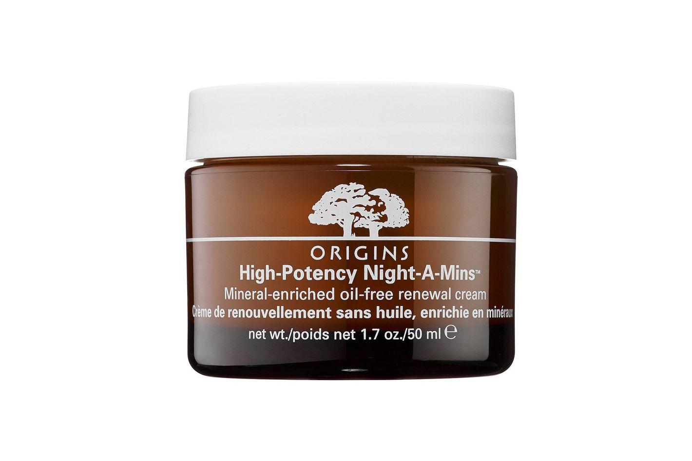Origins High Potency Night-A-Mins Cream