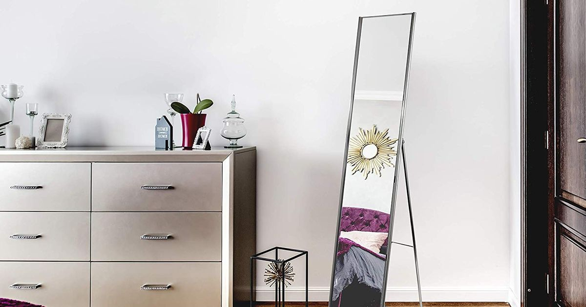 8 Best Full Length Mirrors To 2019, Door Mount Mirror Full Length