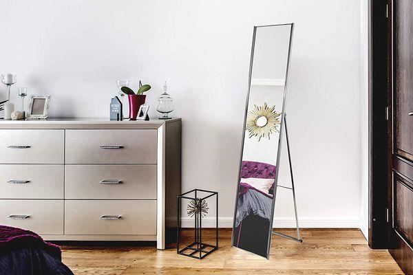 8 Best Full Length Mirrors To 2019, Bedroom Floor Length Mirrors