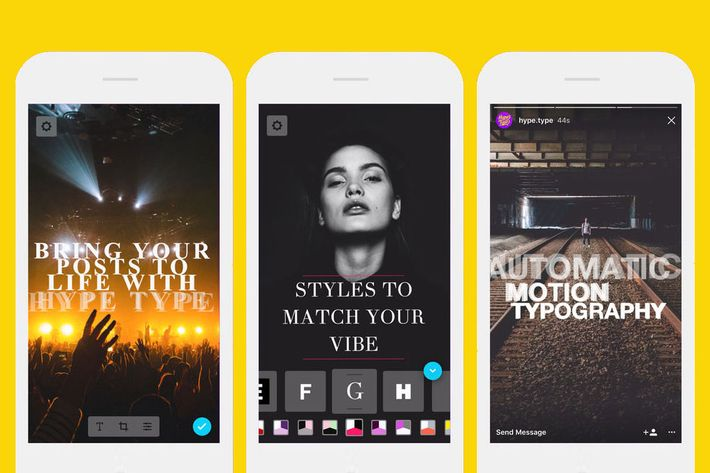 How to use hype type captions with instagram stories after a year of protesting i gave in this summer and started using instagram stories like everybody else i know and every celebrity i dont ccuart Images