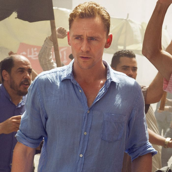 Tom Hiddleston as Jonathan Pine - The Night Manager _ Season 1, Episode 1 - Photo Credit: Des Willie /The Ink Factory/AMC