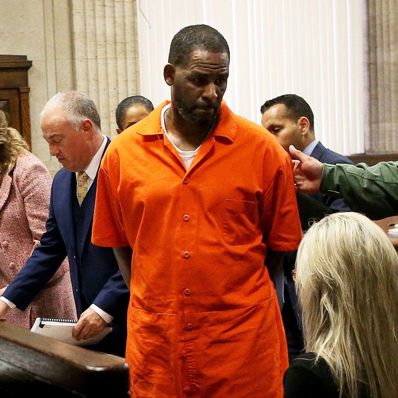 R-kelly Denied Bail Despite COVID-19 Outbreak In His Prison