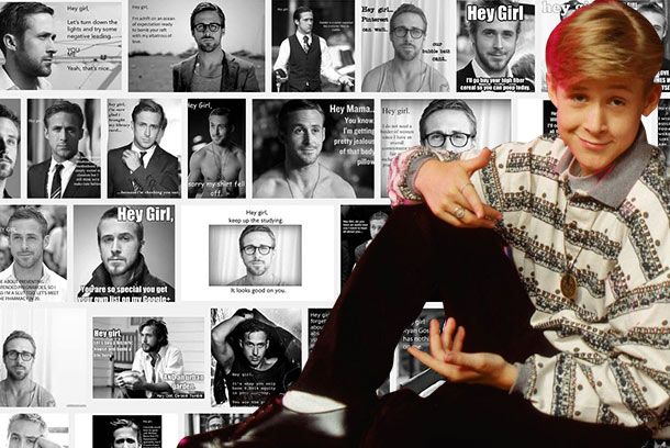 The Complete Illustrated History of Ryan Gosling, From Child Star to Heartthrob to Movie Director