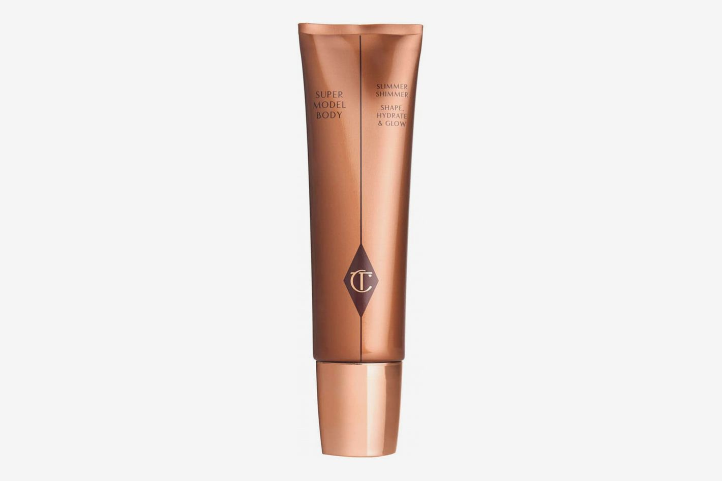Charlotte Tilbury Supermodel Body Slimmer Shimmer Shape, Hydrate & Glow
